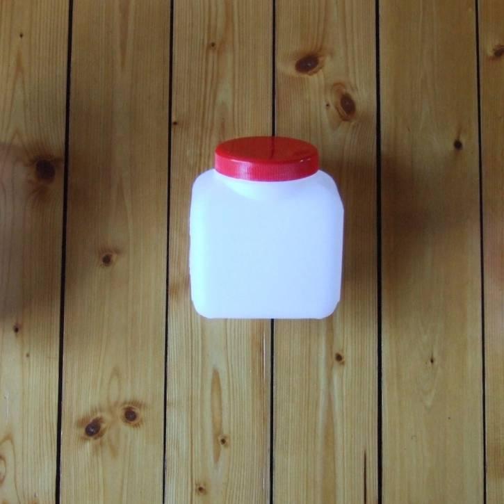 Flasche 1 l breit