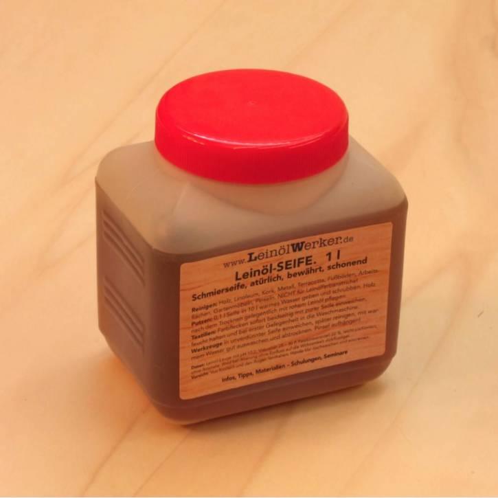 Leinöl-Schmierseife