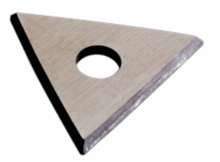 Dreiecksklinge für kleinen Schaber